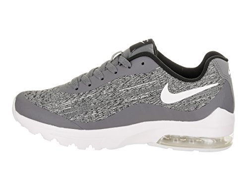 Zapatillas Nike Mujeres Air Max Invigor Wvn Running Cool Gris / Blanco Negro