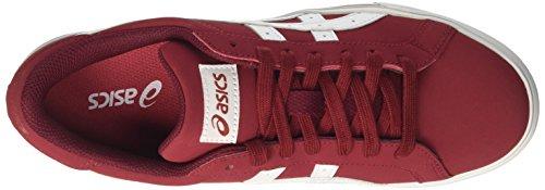 Asics Herren Classic Tempo Tennisschuhe Rot (Ot Redwhite)