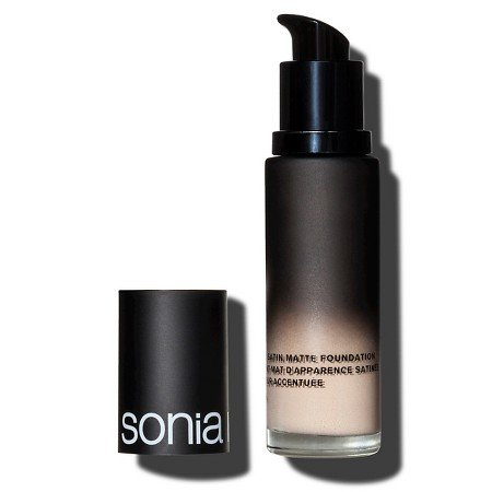 Foundation Soft Focus - Sonia Kashuk Soft Focus Satin Matte Foundation Bamboo 5