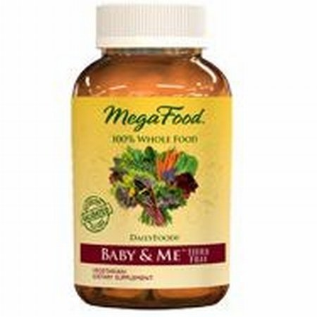 Baby and Me Herb Free - 120 - Tablet