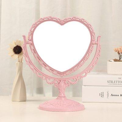 Heart Shape Mirror - 2