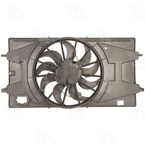 Four Seasons 75631 Radiator Fan Motor Assembly