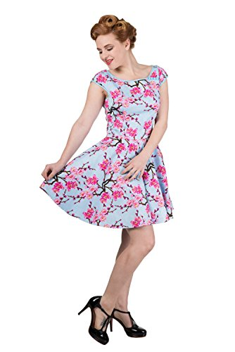 LAST DANCE Banned Kleid Dancing by Blue br Days br DRESS 5097 Blossom W7IIFqXUA