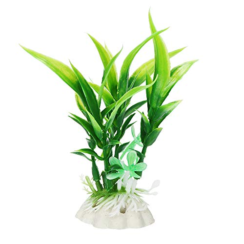 Aquarium Décor Plastic Plants- Aquarium Fish Tank Plant Creature Aquarium Decoration Decor Landscape
