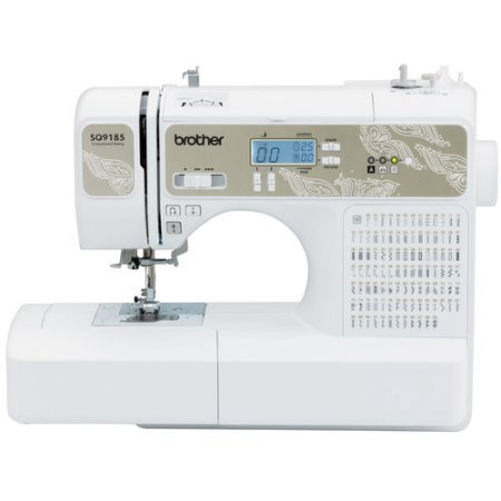 used brother sewing machine - 7