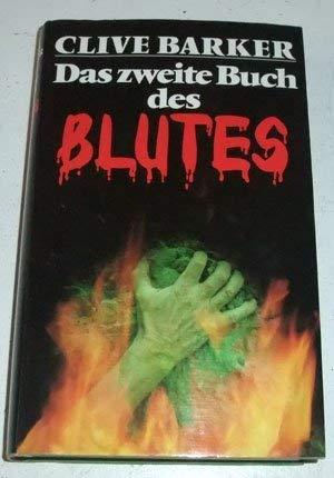 Clive Barker - Das 2. Buch des Blutes. Horror-Erzählungen