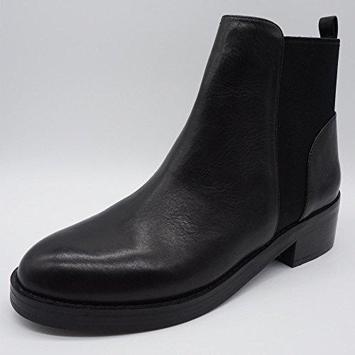 Bootees Black Shrill Madden Steve Women's Boots 8Xgt7q