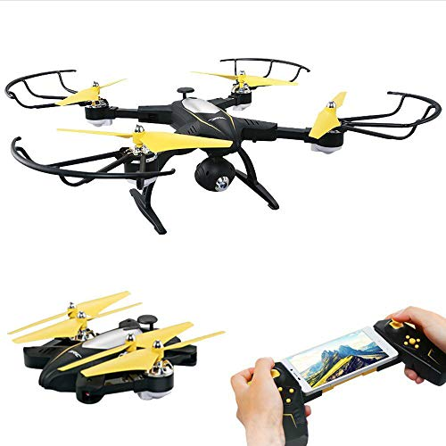 TOYEN GordVE GV1804 FPV WiFi RC Quadcopter Remote Control Drone Quadcopter One Key Return Helicopter with HD 2MPP Camera RC Drone For Sale