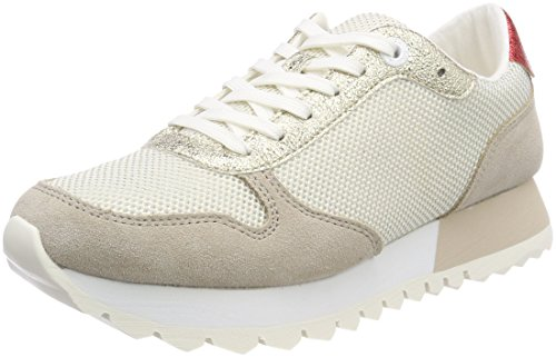 Damen 23668 Weiß Comb Oliver White Sneaker s wqfnSTOx