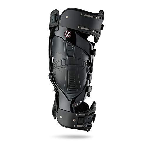 Asterisk AST-UC-XL-BK-L-2.0 Ultra Cell 2.0 Knee Support Guard Left XLarge Black ()