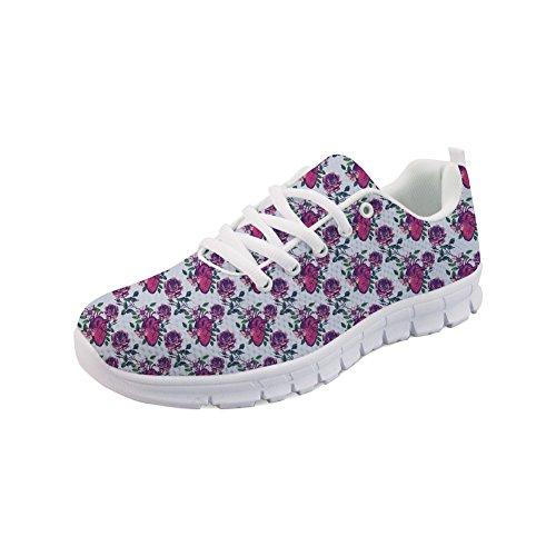 Design Fashion Walking Color Sport Showudesigns Shoes Sneakers Running 10 Women Outdoor wpS6n4q8