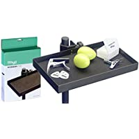 STAGG ACTR-2515 BK Accessory Tray with Clamp for Stand