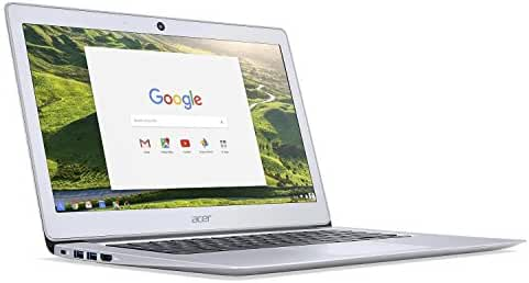 Acer 14-Inch FHD Flagship Chromebook (IPS 1920x1080 Display, Intel Celeron Quad-Core N3160 Processor up to 2.24GHz, 4GB RAM, 32GB SSD, Wi-Fi, Chrome OS) (Certified Refurbished)