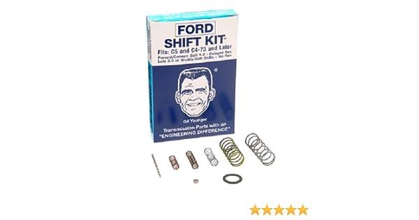 B/&M 50262 Shift Improver Shift Kit