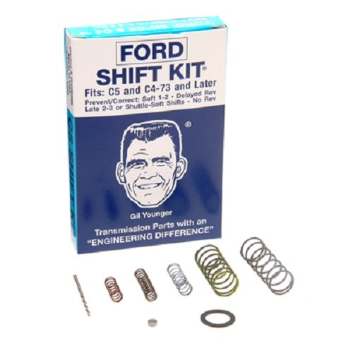 Transgo SK C5 Shift Kit C4 C5 73-81 (73 Auto Shift)