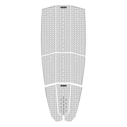 Mystic Guard Kiteboard Full Deckpad White - Inserts Footstrap
