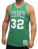Mitchell & Ness Boston Celtics Kevin McHale Swingman Jersey NBA Throwback Green (Large)