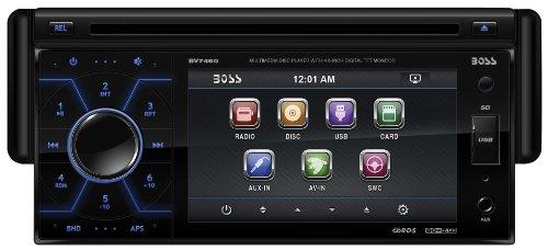 BOSS BV7460 Touchscreen Discontinued Manufacturer