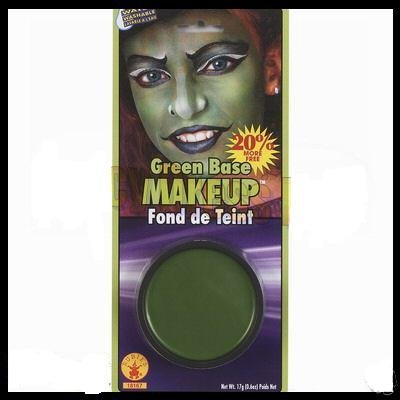 [Rubie's Costume Co Grease Paint Makeup-Green Costume] (Kids Cat Costume Face Paint)