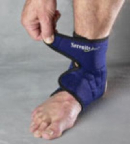 Magnetic Support Wrap - Magnetic Ankle Support with Ankle and Achillies Therapy Wrap