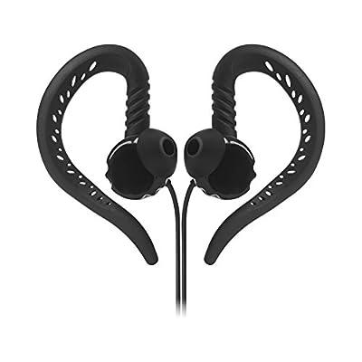 JBL Focus 100 Behind-the-Ear Sport Headphones Black