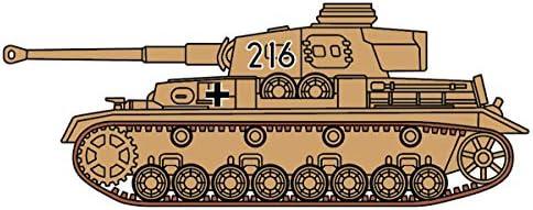 AIRFIX A02308V Vintage Classics-Panzer IV F1//F2 1:76