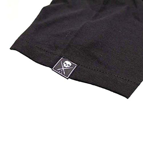 Sullen Clothing - Sullen Art Collective Herren T-Shirt Schädel - Tyrrell