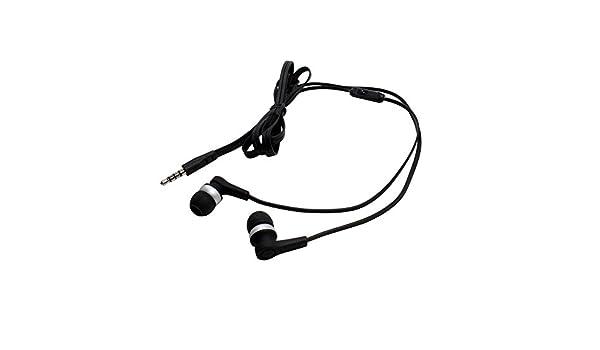 Auriculares in-ear estéreo negro para Xiaomi Mi A1: Amazon.es: Electrónica