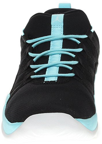 Jordan Nike Kids Deca Fly Gg Casual Schoen Zwart / Wit / Nog Steeds Blauw / Wit