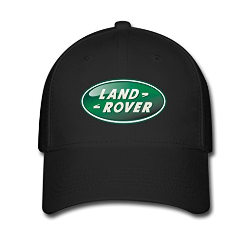 Price comparison product image Mens Womens Pop Cotton Baseball Cap Land Rover Logo Adjustable Snapback Hat