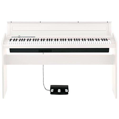 Korg LP180WH 88 Key Lifestyle Piano White by Korg