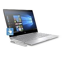"""HP Spectre x360 13-ae019nl Notebook Convertibile, Display da 14"""", Intel i5-8250U, 1.6 GHz, SSD da 256 GB, 8 GB di RAM, UHD 620, Argento Naturale [Layout Italiano]"""