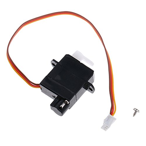 Homyl High Speed Torque Servo RC Airplane Upgrade Parts for WLtoys V977 V931 V930 xkk110