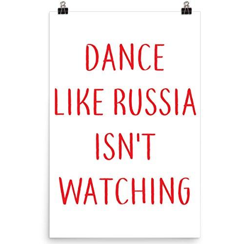 DoozyGifts99 Dance Like Russia Isn't Watching - Funny Politi