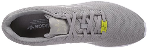 Running adidas White Flux ZX Aluminum Homme 0 Argenté Baskets Aluminum 0FgpTFqwx
