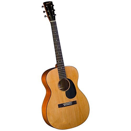 Accent CS-2 Acoustic Folk Guitar - Nickel Look Accents