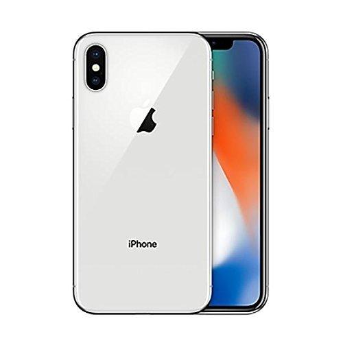 Apple iPhone X 64GB Smartphone - Verizon - Silver (Certified Refurbished)