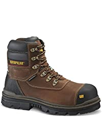 "Caterpillar Adhesion Ice 6"" Waterproof TX CT CSA Work Boot Men's"