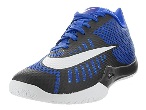 Nike Jungen T-Shirt Azul / Black / Blanco (Hypr Cblt / Mtllc Slvr-blk-bt Bl)