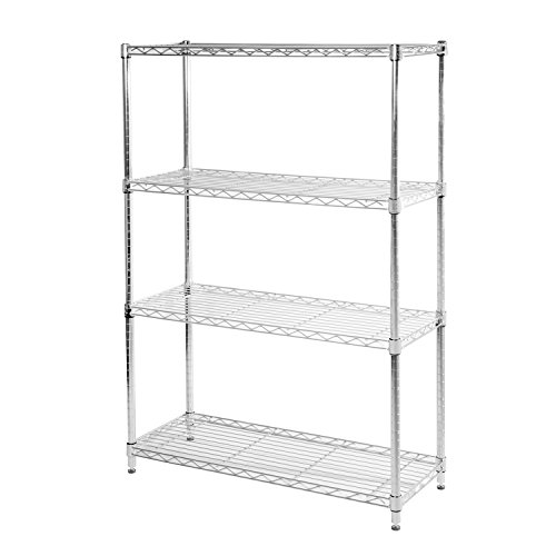 commercial 4 tier shelf - 9