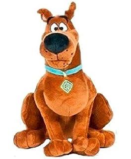 PELUCHILANDIA Peluche Scooby Doo 30 cm. (Sentado)
