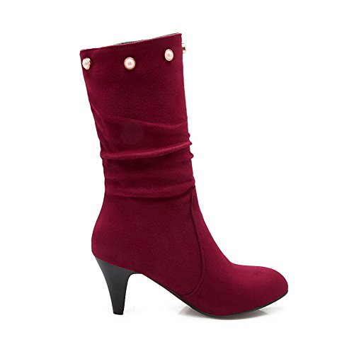 Red Stivaletto A amp;n A Pantofole Donna qKgp4