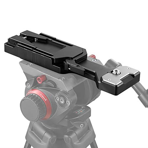 SMALLRIG Universal Quick Release Tripod Adapter Plate for Sony VCT-14-2169 by SMALLRIG (Image #4)