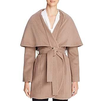 t tahari womens marla winter wool blend wrap coat at. Black Bedroom Furniture Sets. Home Design Ideas