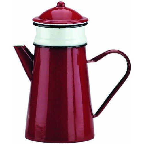 Ibili 910815 Kaffeekanne mit mit mit Filter, Rot B0056Y54QA Kaffeekannen 32070a