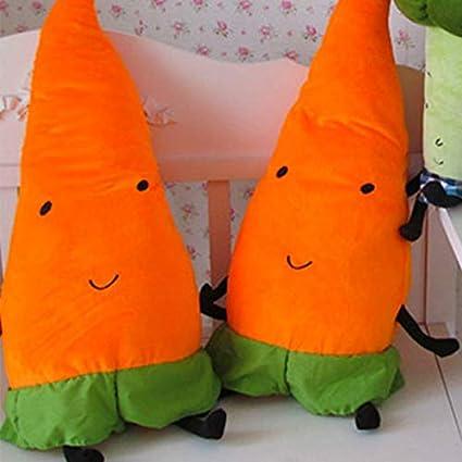 AYQX Cute Dibujos Animados Verduras de Peluche de Juguete ...