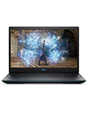 Dell G3 15 3500 15 Inch FHD with 144Hz Refresh Rate Gaming Laptop, Intel Core i7-10750H 10th Gen, 16GB DDR4 RAM, 512GB SSD, Nvidia Geforce RTX 2060 6GB GDDR6, Windows 10 Home Black