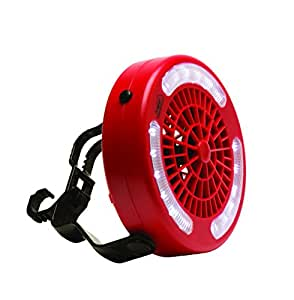 Amazon Com Texsport Hanging Tent Fan And Light Combo For