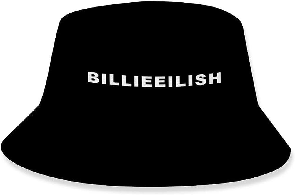 LuckinWhale Unisex Billie Eilish Uv-Schutz Sonnenhut Anglerhut f/ür Damen und Herren M/ädchen Jungen
