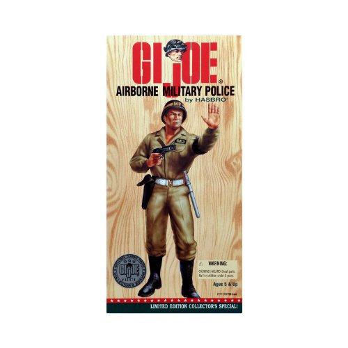 Figures Military Inch 12 (GI Joe Airborne Military Police)